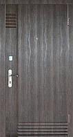 """Входная металлическая дверь """"Портала"""" для квартиры (серия Комфорт) ― модель Лайн"""