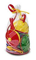 Набор детской посуды 33 предмета Юника