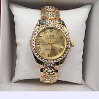 Часы наручные Rolex DIAMOND GOLD NEW,женские наручные часы, мужские, часы Ролекс