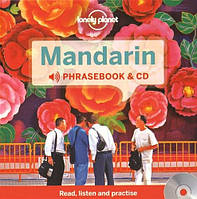Англо-китайский разговорник Lonely Planet + аудио-диск, фото 1