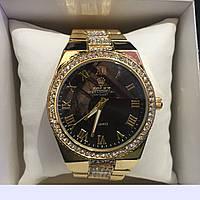 ЧАСЫ НАРУЧНЫЕ ROLEX BLACK N21 ,женские наручные часы, мужские, часы Ролекс