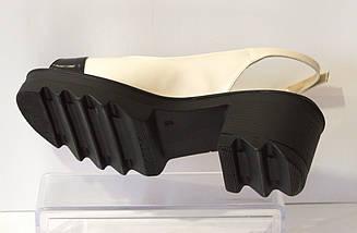 Босоножки женские лаковые Guero 1146, фото 3