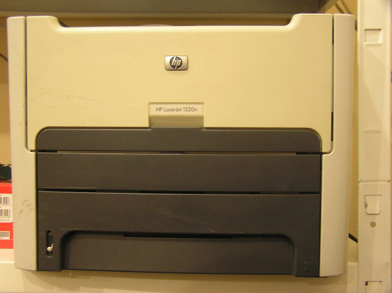 Принтер HP laserjet 1320 n