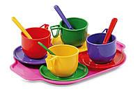Набор детской посуды 13 предметов Юника