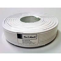 Коаксиальный кабель FinMark RG-6 SM (100 м.) 75 Ом