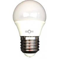 Светодиодная лампа Biom BB-405 G45 7W E27 3000К матовая