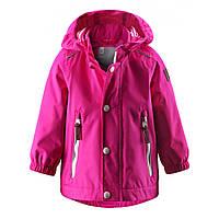 Ветровка детская для девочки ReimaTec 511116-4690. Размер 80 -  98., фото 1