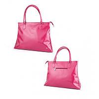 Кожаная женская сумка с двумя ручками из польской кожи