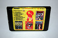 Картридж Sega 9в1 Comix Zone Rock`n`Roll Racing