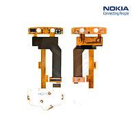 Шлейф для Nokia 6210n, межплатный, с камерой, с верхним клавиатурным модулем (оригинал)
