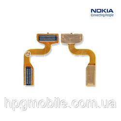 Шлейф для Nokia 6255 cdma, межплатный, с компонентами (оригинал)