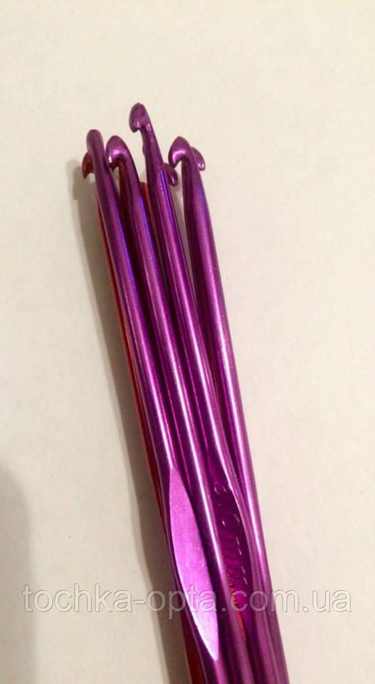 Крючки вязальные металлические  3 мм