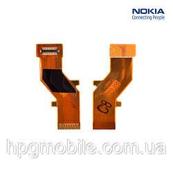 Шлейф для Nokia 6710, клавиатуры, с компонентами, оригинал