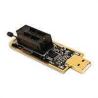 Програматор длля 24(I2c) и 25 (spi) серий USB Gold