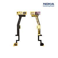 Шлейф для Nokia 7070, межплатный, с компонентами, оригинал