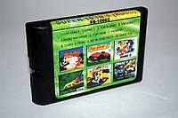 Картридж Sega 10в1 Sonic 2 Tom and Jerry Lion King