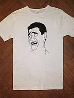 Печать на футболках (под заказ любой Ваш принт)