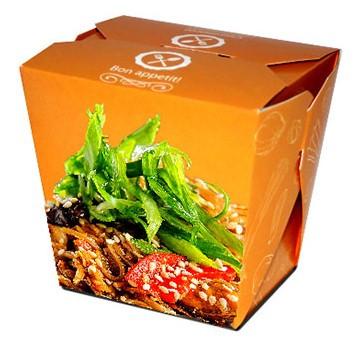 Упаковка для салатов цена фото