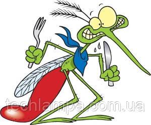 Комары на природе