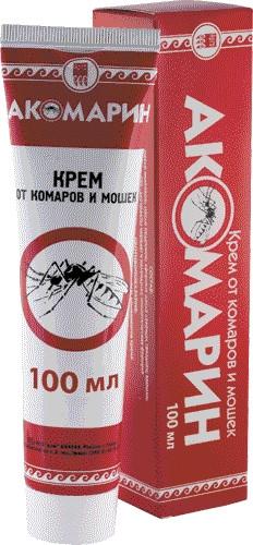 Акомарин - крем від комарів і мошок