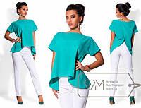 """Стильный молодежный костюм """" Блузка и штаны """" Dress Code, фото 1"""