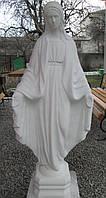 Ритуальная скульптура Покров Божьей Матери 1 м, фото 1
