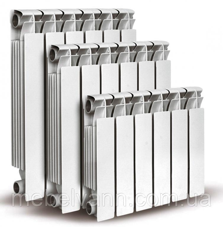Радиатор алюминиевые AAA 80В/350  литой