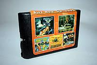 Картридж Sega 5в1 Road Rash 2 Battletoads Double dragon, фото 1