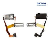 Шлейф для Nokia N82, вспышки, с компонентами (оригинал)