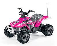 Квадроцикл Peg-Perego CORRAL BEARCAT Pink ED1166