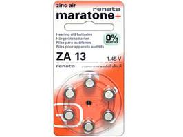 Батарейка Renata Maratone+ ZA13