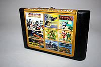 Картридж Sega 9в1 Power Ranger movie Batman i Robin