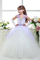 Платье детское выпускное нарялное D822