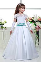 Платье выпускное, нарядное, детское  D824