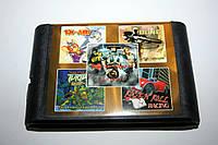 Картридж Sega 5в1 Duna 2 Mortal Kombat 3 Ultimate