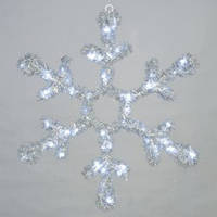 """Светодиодная фигура """"снежинка"""" LED-XM(TIN)-2D-CK008"""