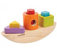 Развивающая игрушка Plan Тoys - Лодка-сортер