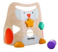 Развивающая игрушка-сортер Plan Тoys - Сова