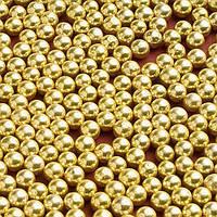 Драже золото 5 мм