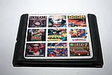 Збірник ігор на Sega 9 в 1 MA-906, фото 3