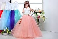 Выпускное платье детское нарядное D820, фото 1