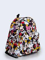 Рюкзак с принтом Микки и Минни