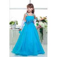 Платье выпускное нарядное детское D816, фото 1