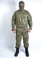 Демисезонный армейский камуфляжный костюм Хищник