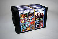 Сборник игр на Sega 16 в 1 AA-16001