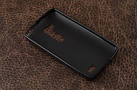 Чехол для телефона Original Silicon Case LG L Fino Black