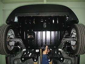 Защита картера FIAT 500 МКПП с2007-2013г.