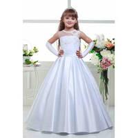 Выпускное платье детское нарядное D823