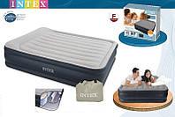 Надувная кровать Intex 67736 ИНТЕКС(203х152х43 см) Deluxe Pillow. киев