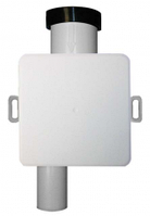 Сифон для кондиционеров DN20-32 встраиваемый, д/сброса дренажа